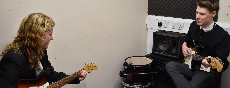 Trainee Music Teacher GBHS
