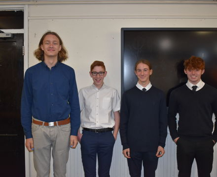 Year 11 Practice Interview Day - 2021