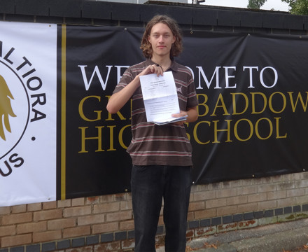 4741 GCSE Results 2021